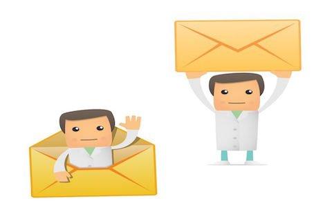 Anche l'email ordinaria vale come prova scritta