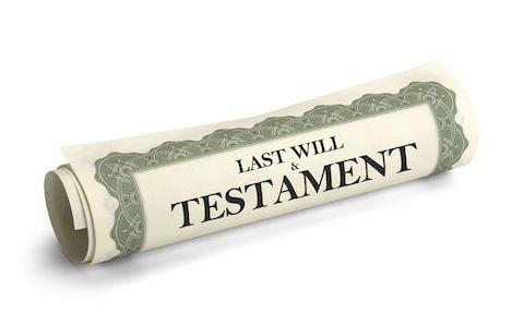 Come scoprire se il defunto ha lasciato testamento