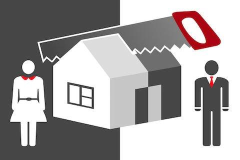 Come dividere un immobile in comproprietà
