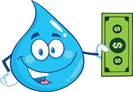 Le spese di acqua in condominio