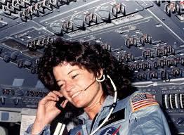 Sally Ride: un Doodle per onorarla