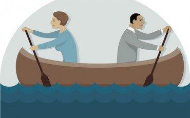 Separazione: la moglie ricca mantiene il marito