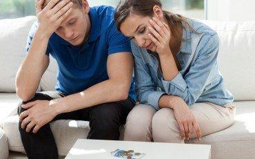 Cosa rischio se mio marito o mia moglie ha debiti?