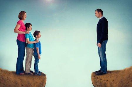 affidamento minore matrimonio separazione giudice tutelare
