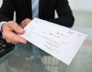 Assegno a garanzia del pagamento nullo