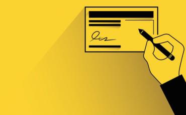 Assegno non pagato a vuoto: che succede e cosa fare