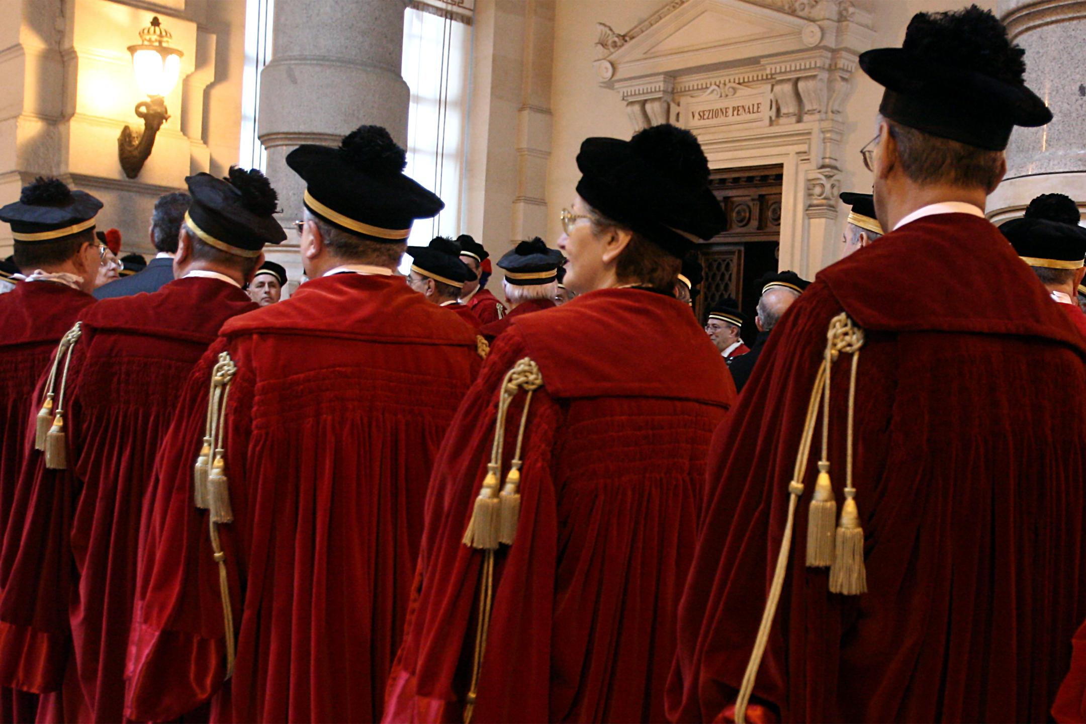 Il dis-orientamento giurisprudenziale italiano