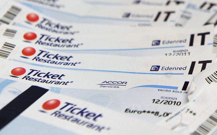 Buoni pasto da 7 euro non più cumulabili per la spesa