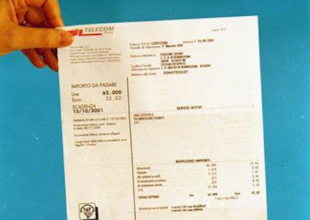 Bollette luce e gas reclamo allo sportello del consumatore for Enel gas bolletta