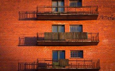 Condominio: non si può ostruire la vista al cortile