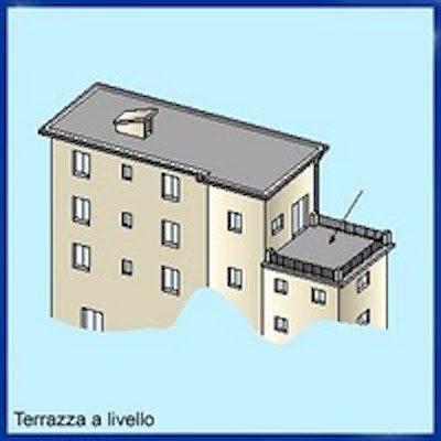 Balconi: infiltrazioni d\'acqua dal terrazzo del vicino