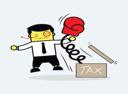 Falsi dirigenti dell'Agenzia Entrate: il contribuente deve essere veggente