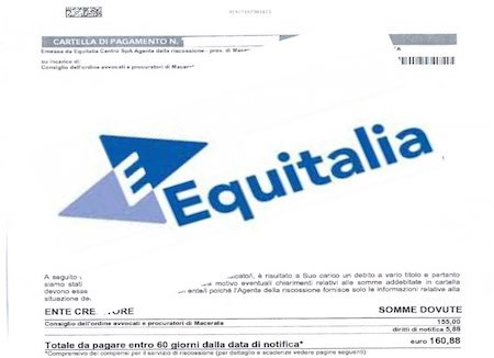Come faccio a sapere se ho un debito con Equitalia?