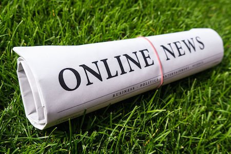 Il quotidiano on line deve aggiornare le notizie di cronaca