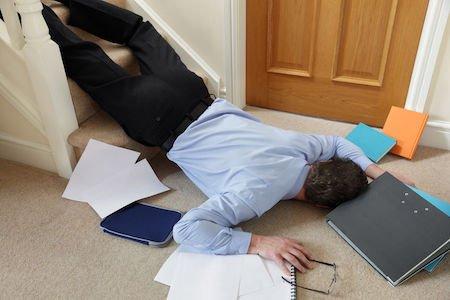 Se ti fai male a lavoro puoi superare con la malattia il comporto