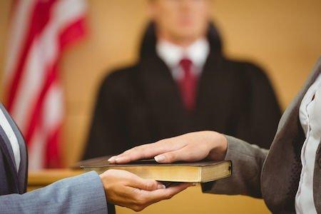 Sentenza basata su falsa testimonianza: che fare?