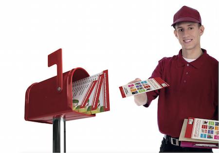 Volantini pubblicitari nella buca delle lettere: si può vietare