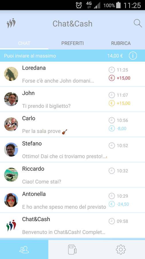 Chat&Cash 1