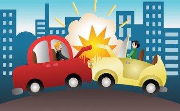 Incidente provocato da un veicolo senza assicurazione