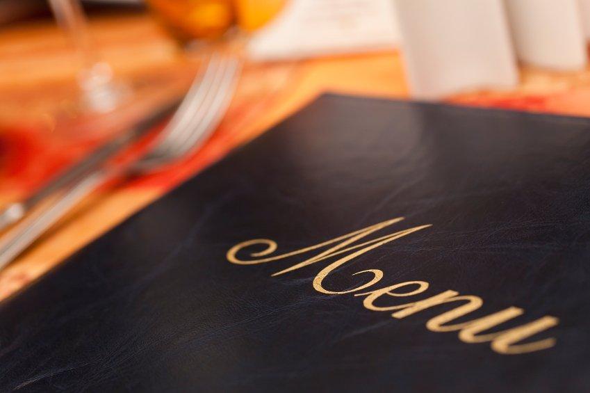 Menù ristorante senza prezzi: è legale?