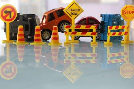 Tamponamento auto: chi ha colpa per l'incidente?