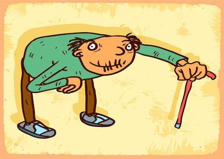 Assegno di mantenimento a vita o ridotto con l'età avanzata?