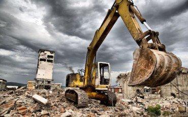 La demolizione non va mai in prescrizione