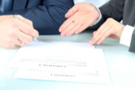 Quando le clausole vessatorie non vanno firmate