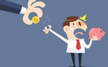Le tasse nascoste che paga un lavoratore dipendente sono il 96%