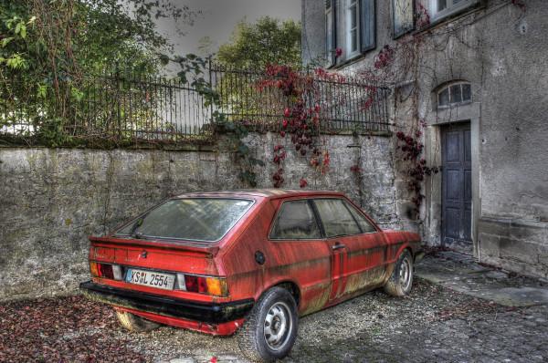 Come rottamare l'automobile del defunto?