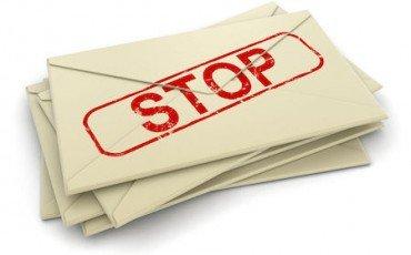 Cartella di pagamento nulla se consegnata con posta privata