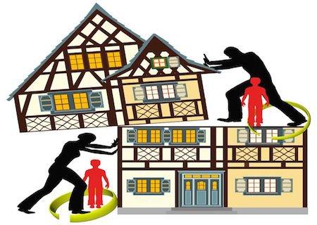 Spese di condominio dopo l'assegnazione della casa: chi le paga?