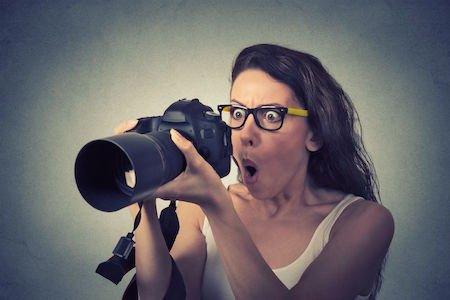 Si possono fare foto agli sconosciuti?