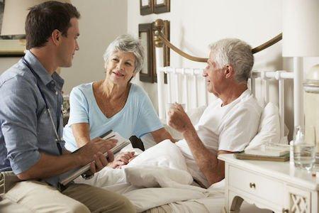 Visite domiciliari dei medici di base: orario, gratuità o pagamento