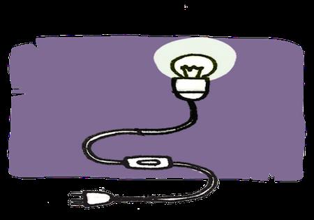 Come riparare una lampadina rotta