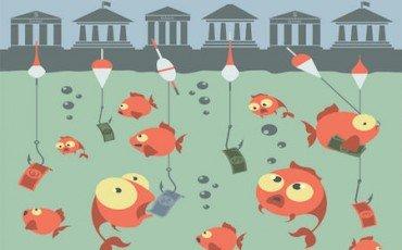 La banca mette a sofferenza il debito: che significa?