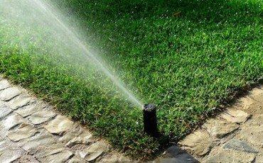 Come irrigare il giardino
