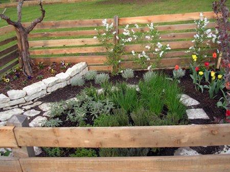 Come realizzare l orto domestico progetto coltivazione - L orto in giardino ...