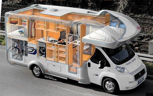 Lavaggio esterno camper e caravan – Transwe.it camper e ...