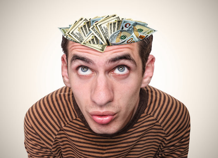 Rivalutazione dell'assegno di mantenimento: può dare segno negativo?