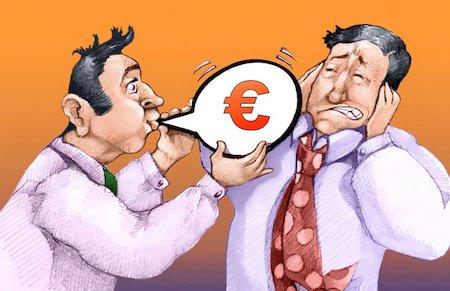 Il prestito di danaro a parenti e amici