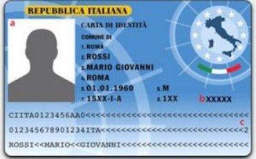 Arriva la CIE, la carta d'identità elettronica entro 6 giorni