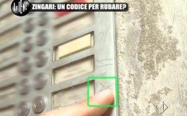 Il significato dei segni su citofono e porta lasciati dai ladri