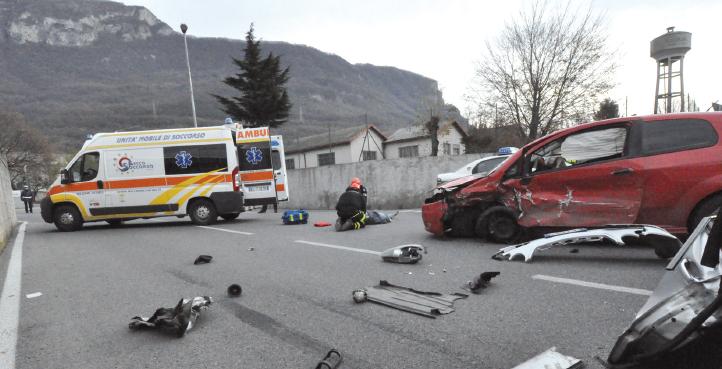 Incidenti stradali e soccorso