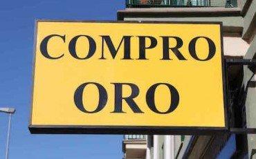 Se vendi gioielli al Compro Oro lecito il contante oltre 3000 euro