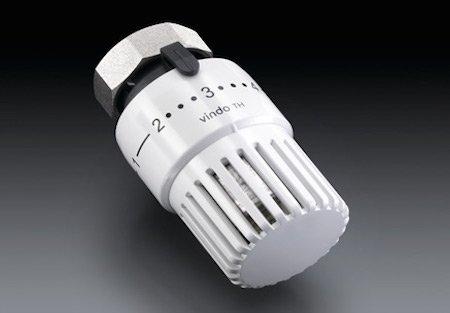 Valvole termostatiche sui termosifoni di impianti for Installazione valvole termostatiche