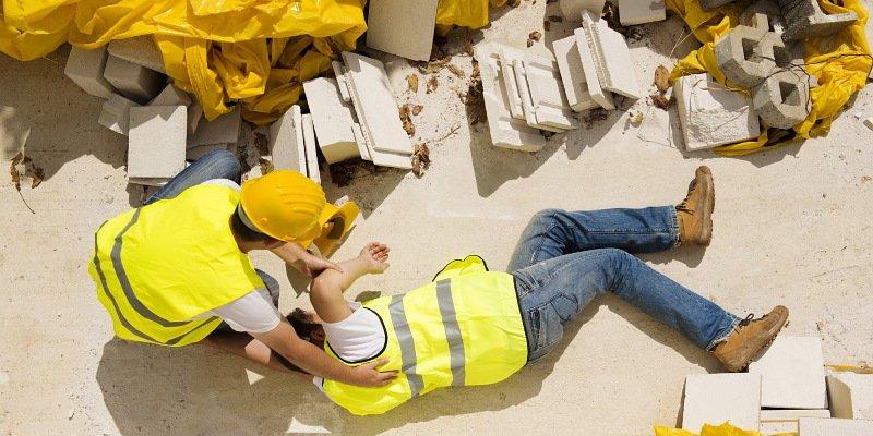 Incidenti sul lavoro e morte sul cantiere