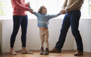 Accordi sull'affido dei figli: collaborare conviene