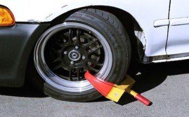 Come far annullare il fermo sull'auto usata per lavoro