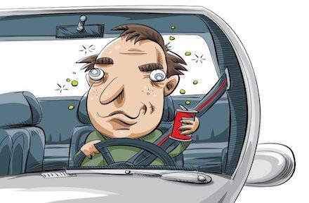 Guida in stato di ebbrezza: i più ubriachi evitano multa e penale